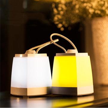 Creative LED Night Lights Portable Decorative Lanterns Rechargeable Lamp Night Light